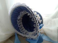 """Изготовление шляпы """"шуте"""" первой трети XIX века, или Я её слепила из того, что было - Ярмарка Мастеров - ручная работа, handmade"""