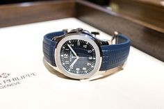 Patek Aquanaut turns 20 with a bigger case and heftier price tag