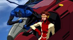 Blue Bettle and Impulse  || Young Justice