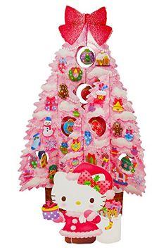 Hello Kitty Pink Christmas Tree Pop Up Greeting Card - Pop Up 3D Decorative Christmas Card Sanrio http://www.amazon.com/dp/B00NYW0SHG/ref=cm_sw_r_pi_dp_YvPBub0Z8EVJR