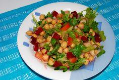 Aprendiz Vegana: Saladas