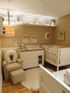 Decoração para o quarto do bebê