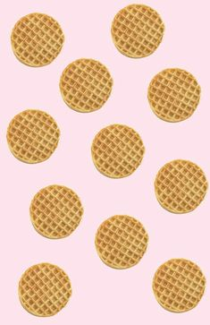 Waffles wallpaper