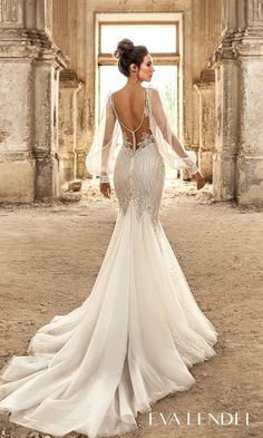 Elegant Ball Gowns, Stunning Wedding Dresses, Dream Wedding Dresses, Wedding Gowns, Lace Weddings, Bridal Collection, Luxury Wedding, Beautiful Bride, Bridal Gowns