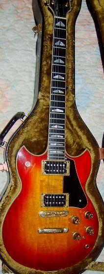 Yamaha SG2000 Redburst