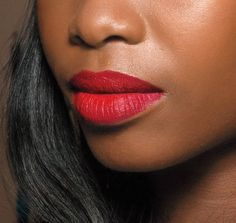 Find the right red lip for you now.