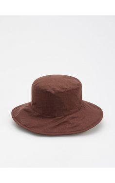Lniany kapelusz, Czapki, kapelusze, pomaraŃczo, RESERVED Hats For Women, Fashion, Moda, Fashion Styles, Fashion Illustrations