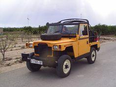 Land Rover Santana Ligero 88