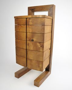 Chest Of Drawers / Tall Dresser / Plan D