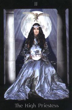 Pagan Ways Tarot by Anna Franklin