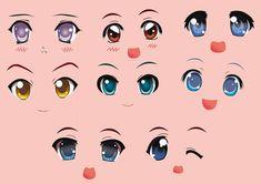 Resultado de imagen para ojos animes