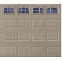 Amarr Lincoln 2000 Sandtone Panel Garage Door Multiple Options Sam S Club In 2020 Single Garage Door Garage Doors Garage Door Styles
