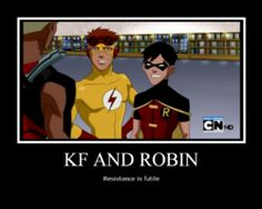 Young Justice-Motivational by ~KiMm-Elric13 on deviantART