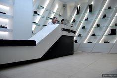 Charme luxury shoe boutique, Bucharest » Retail Design Blog