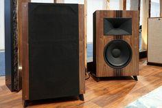Klipsch Heritage Wireless The Fifteen 2-Way 15″ Active Speakers