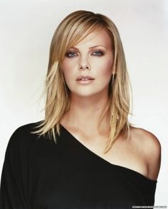 Photography by Martin Schoeller   lovelovelove Charlize hair in this!