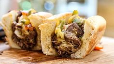 Blackstone Philly Cheese Steak Recipe for Flat Top Griddles