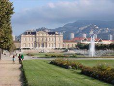 Chateau du Parc Borely Marseille