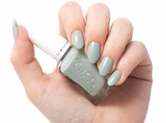 Essie Bridal Gel Couture Nail Polish in Sage You Love Me