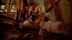 Twisty Is Coming Back On 'American Horror Story: Freak Show,' Be Very Scared | AHS Freak Show