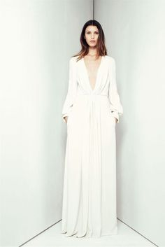 robe wedding dress
