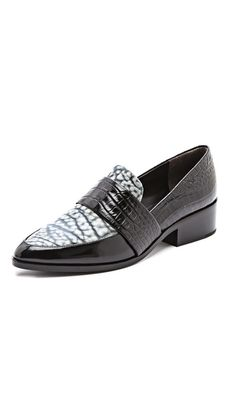 to.be.mine. 3.1 Phillip Lim Quinn Loafers