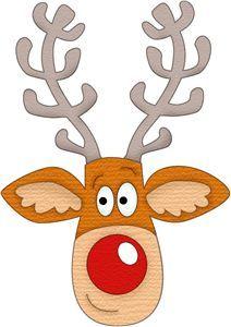 Image result for reindeer clipart