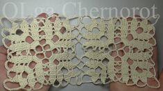 Free Pattern, Crochet Necklace, Knitting, Youtube, Videos, Tricot, Breien, Sewing Patterns Free, Stricken