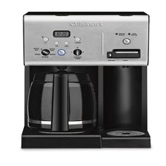 Automatic Coffee Machine Programmable Coffeemaker Hot Water System Coffee Maker #Cuisinart