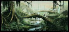 Fantasy Landscape by MAKS-23.deviantart.com on @deviantART