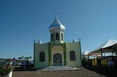 Igreja ucraniana de Foz do Iguaçu