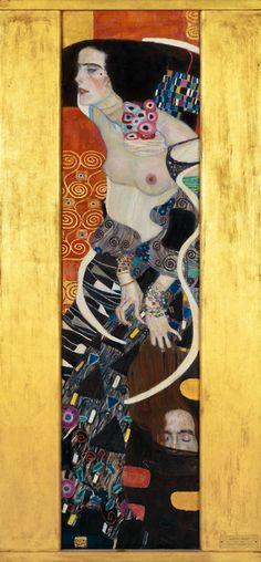 Gustav Klimt: Judith II, 1901