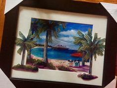 A unique effect from Marnie B Holiday Photos, Photo Contest, More Photos, 3d, Frame, Unique, Painting, Holiday Pictures, Picture Frame