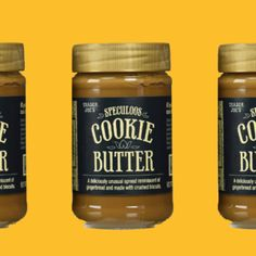 It's buttery, sugary, spreadable gold. Speculoos Recipe, Speculoos Cookie Butter, Biscoff Cookies, Butter Cookies Recipe, Gourmet Recipes, Sweet Recipes, Dessert Recipes, Christmas Chocolate, Trader Joes