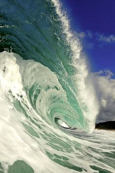 Giant Splash ....Location: North Shore, Oahu, Hawaii //  Clark Little Photography