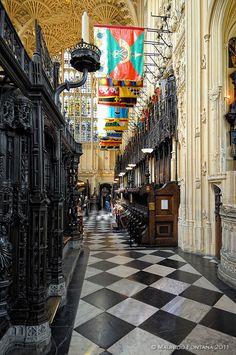 Westminster inside