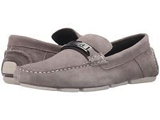 667b0bf29a5 Calvin Klein Men s Shoes Marcell Suede Slip On Loafers Medium F9116 Toffee  Calvin Klein Men