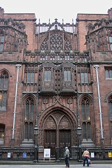 John Rylands Library - Manchester The first public Library in the world Gothic Buildings, Gothic Architecture, Beautiful Architecture, Beautiful Buildings, Beautiful Castles, Beautiful Places, Beautiful Pictures, Manchester Hotels, Manchester England