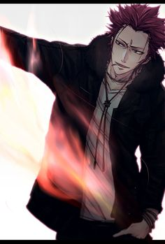 K Project, Suoh Mikoto