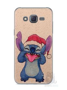 Capa Capinha Samsung J5 Stitch #2 - SmartCases - Acessórios para celulares e tablets :)