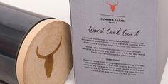Summer Safari Candle by Emma Brownson Design