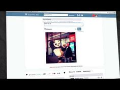 ScanTheNet - Social Media Echtzeitsuche + Social Network