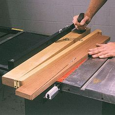 For most woodworkers the tablesaw is the centerpiece of their stationary tool arsenal. You can use it rip, crosscut, and cut a plethora of joints. But, by building and adding a few jigs and accessories to this shop workhorse, you can greatly enhance the versatility of this already multi-purpose tool.