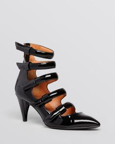 Marc By Marc Jacobs Pointed Toe Pumps - Runway