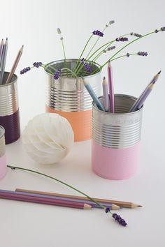 DIY! Frisk op med farver