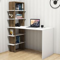 Buying Very Cheap Office Furniture Correctly Home Office Design, Home Office Decor, Diy Home Decor, Home Design, Bureau Design, Home Office Furniture, Furniture Design, Furniture Stores, Table Furniture