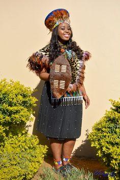 nigerian- zulu wedding Zulu Traditional Wedding Dresses, Zulu Traditional Attire, South African Traditional Dresses, Zulu Wedding, Wedding Attire, Wedding Blog, Wedding Ideas, Zulu Women, South African Weddings