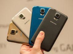 Samsung Galaxy S5 first look!