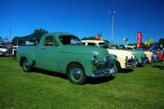 Holden FJ and FX utes