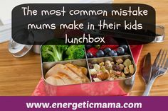 kids lunchbox mistakes